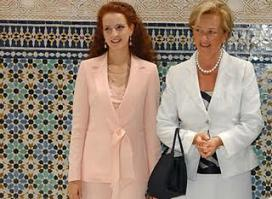 Lalla Salma Bennani Photo 369 jpg gif