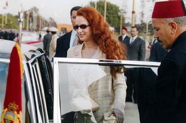 Lalla Salma Bennani Photo 405 jpg gif